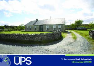 75 Tannaghmore Road, Ballynahinch Offers Around