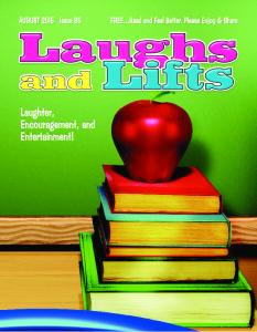 AUGUST 2015 Laughs and Lifts