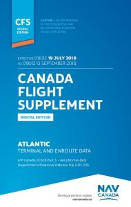 canada flight supplement