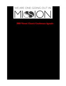 Central Maryland District 2020 Virtual Church Conference