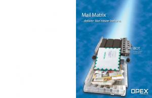 Mail MatrixTM