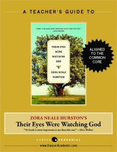 Their Eyes Were Watching God - HarperCollins Publishers