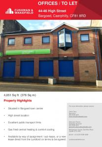 TO LET 44-46 High Street
